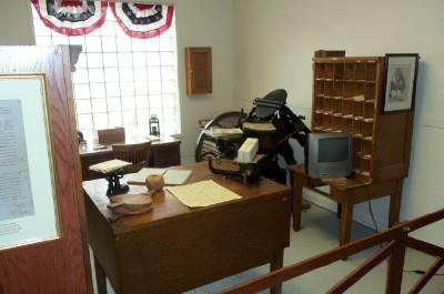 Ben's office