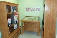 stamp machines